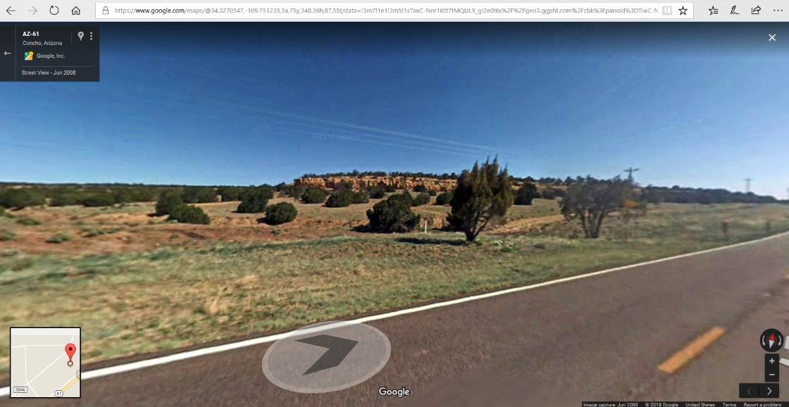 114 Acres Concho Arizona APN 107 12 501